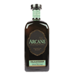 "Arcane ""Delikatissime"" gulden agricole pure cane rum 43% vol. Image"
