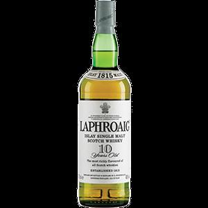 Laphroaig 10y 40% Image