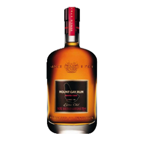 "Mount Gay "" Extra Gold "" aged rum 43% vol. Image"