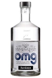 OMG GIN 45% Žufánek Image